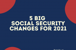 """""""Biggest Social Security Changes for 2021"""""""