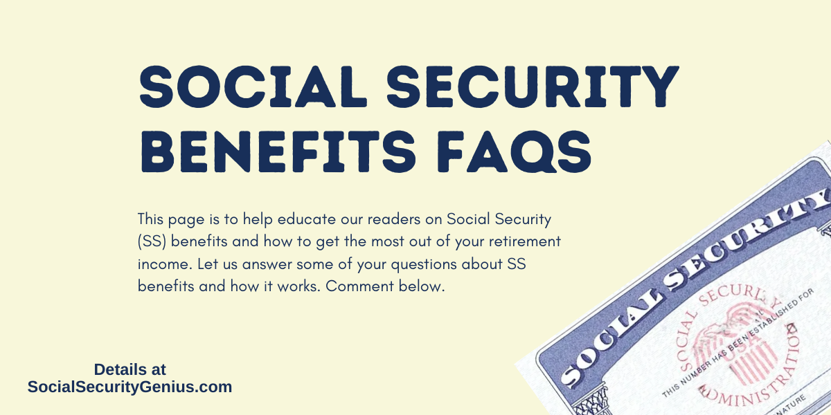 """""""Social Security Questions and Answers"""""""